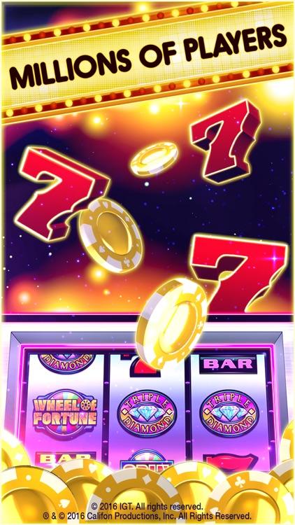 DoubleDown Casino & Slots  – Vegas Slot Machines! screenshot-4