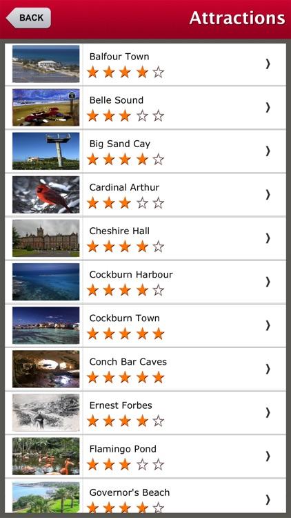 Turks and Caicos Island Offline Guide