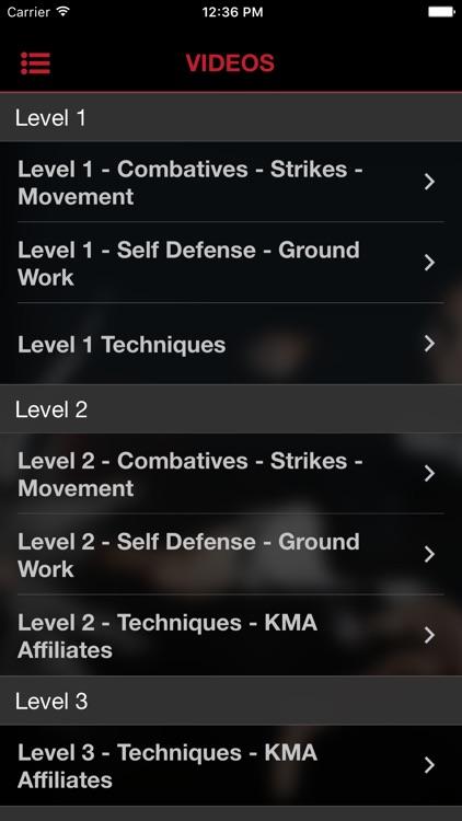 Krav Maga Pro screenshot-4