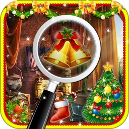 Christmas Room Hidden Object