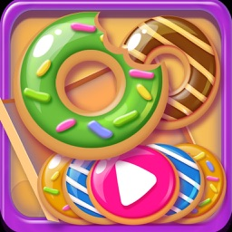 Donut Bubble Shooter - Deluxe Maker