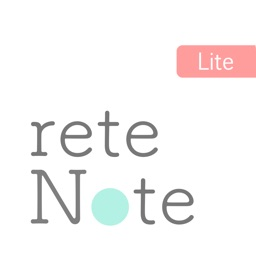 reteNoteLite -simple and beautiful note, mind map-