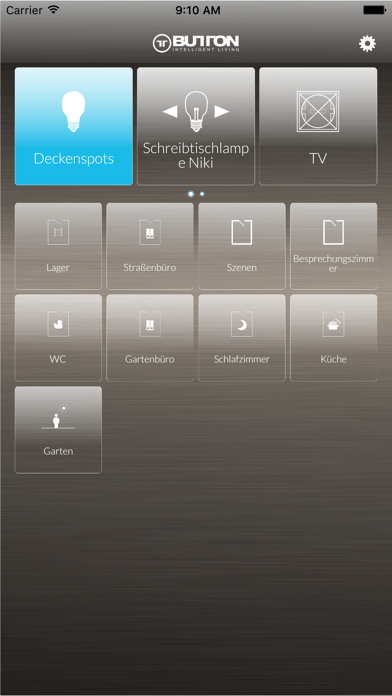 Smarthome by Button screenshot two