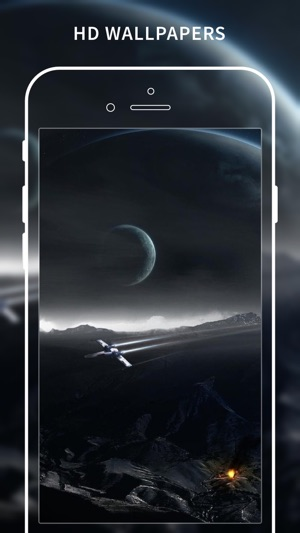 Wallpapers For Star Wars Hd On The App Store