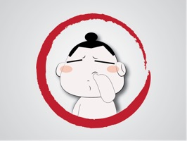 With the Sumo Stickers, you can send cute emoji to all your friends from within the iMessages
