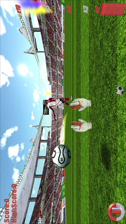 3D Goalkeeper-The most classic football game!