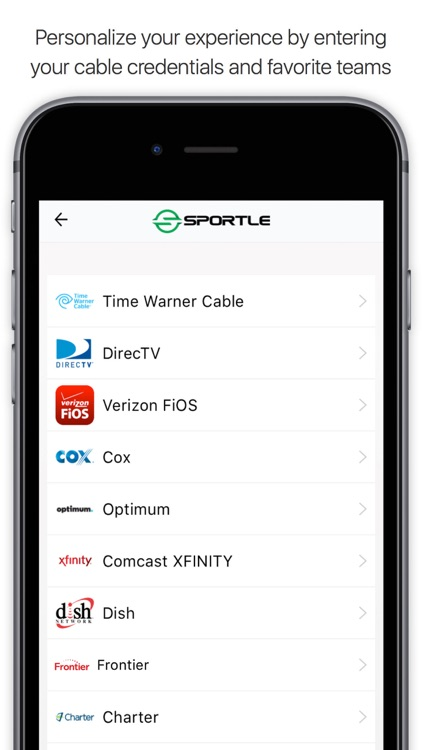 Sportle・Live Sports Streams & Scores screenshot-3