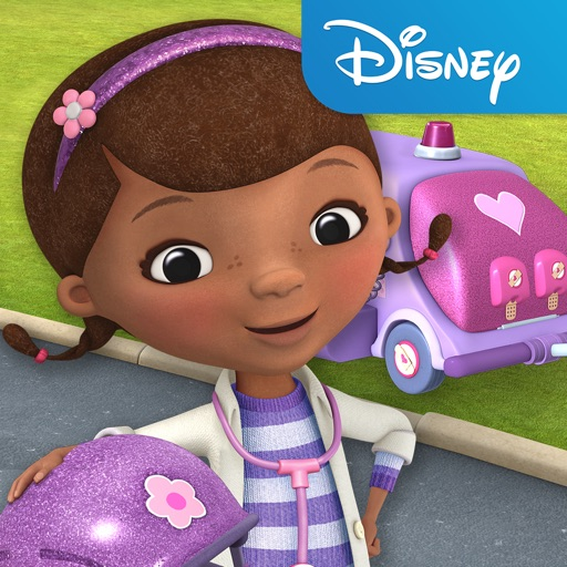 Doc McStuffins: Mobile Clinic Rescue icon