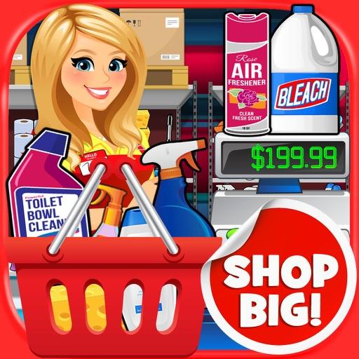 Supermarket Wholesale Mega Store - Kids Cashier