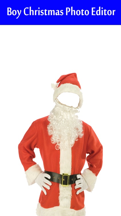christmas hat photo editor