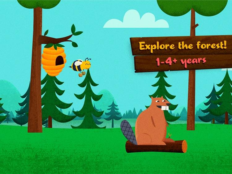 Kapu Forest HD screenshot-0