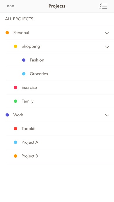 Todokit - Список задач | To-Do List Screenshot