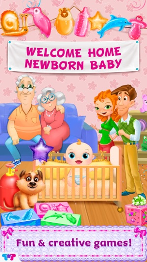 My Newborn Baby Mommy Baby Care In De App Store