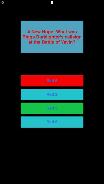 Trivia for Star Wars a fan quiz with questions and answers screenshot-3