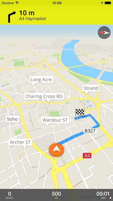 Screenshot of Paris (Le Havre) Mappa Offline e Guida Turistica1