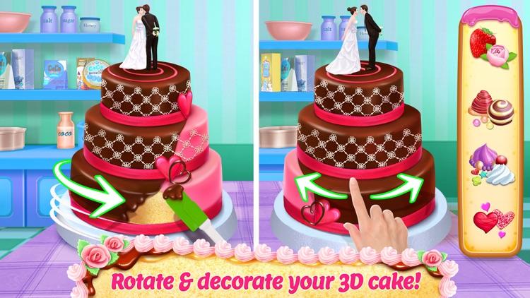 Real Cake Maker 3D - Bake, Design & Decorate screenshot-0