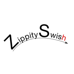 Zippity Swish: Two Thumb Tap & Swipe Keyboard