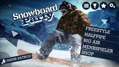 Snowboard Party ProScreenshot von 2