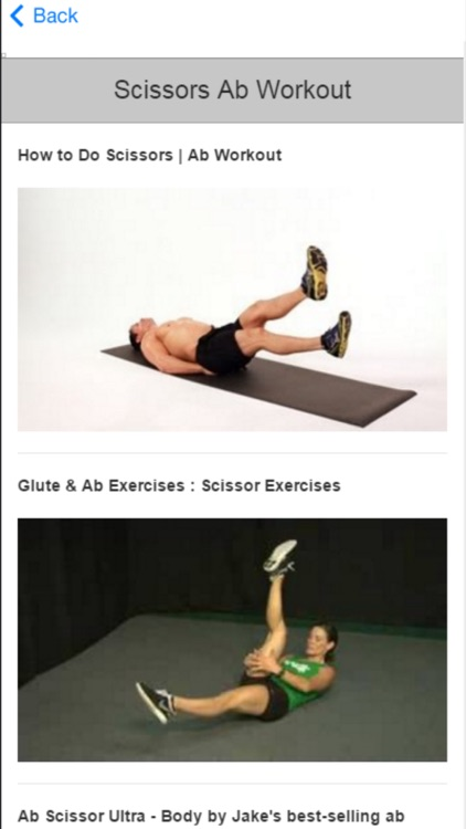 Ab Workouts - Learn Ab Workouts for Men and Women screenshot-4