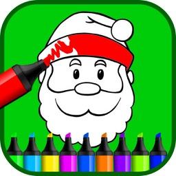 Christmas Coloring Book 1 - Christmas Game
