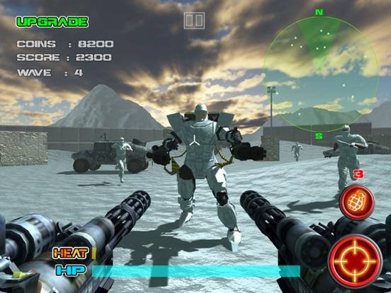 Arctic Assault VR - Sniper Edition screenshot 8