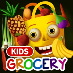 Grocery Game for Kids - Learn Numbers & Counting