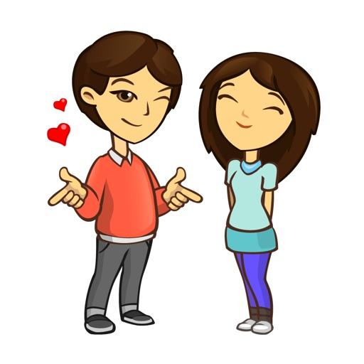 Flirt Story Joe&Miranda
