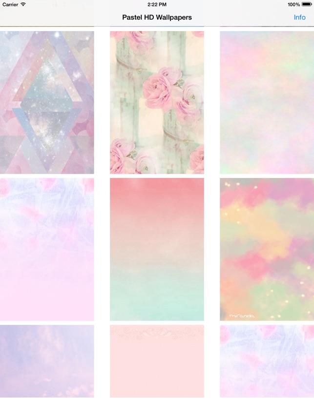 Pastel Wallpapers Hd Dans L App Store