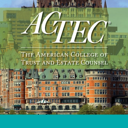 ACTEC 2015 Summer Meeting