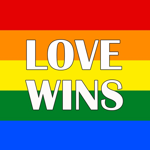 Love Wins: Show Your Support
