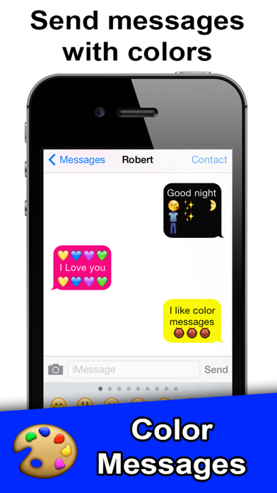 Emoji 3 PRO - Color Messages - New Emojis Emojis Sticker for SMS, Facebook, Twitter Screenshot