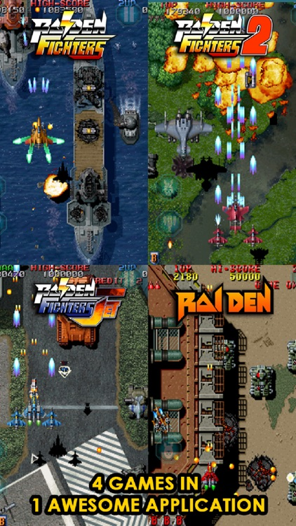 Raiden Legacy screenshot-0