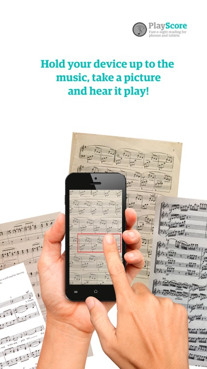 PlayScore Lite screenshot-0