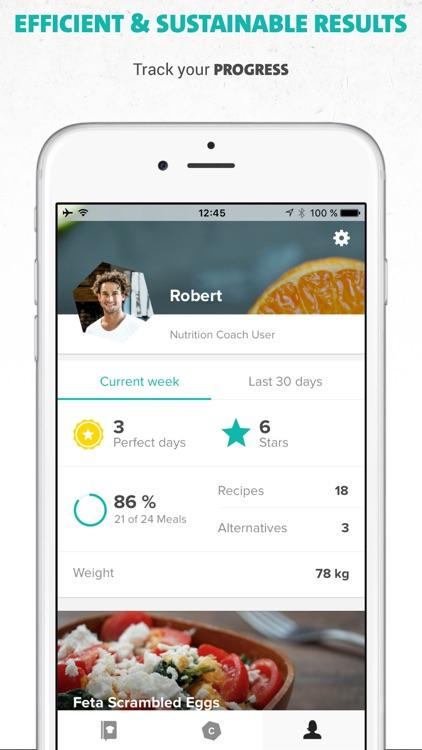 Freeletics Nutrition screenshot-4