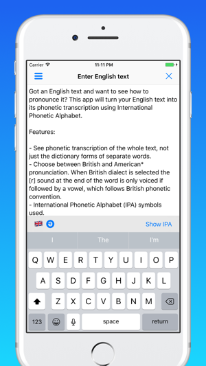 Tophonetics Converter On The App Store