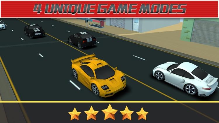 Unblocked Driving - Real 3D Racing Rivals and Speed Traffic Car Simulator screenshot-3