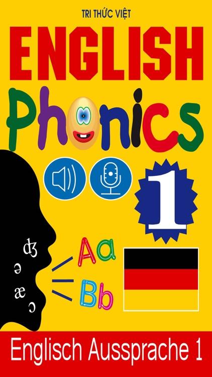 English Phonics 1 (Englisch Aussprache 1)