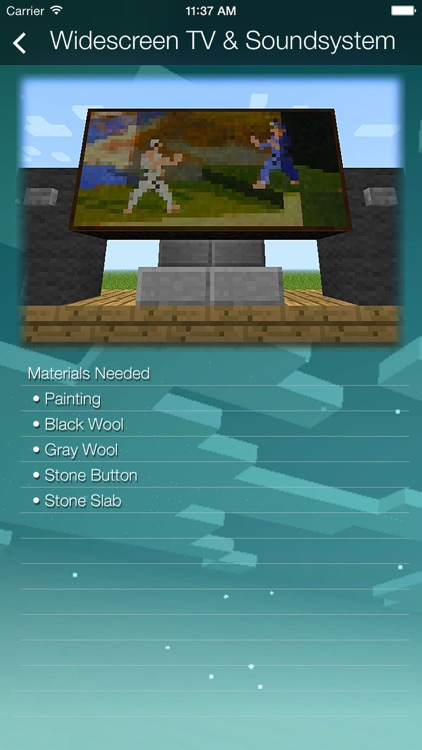 Furniture for Minecraft screenshot-4
