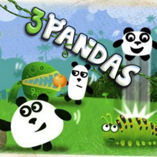 Three Pandas Escape