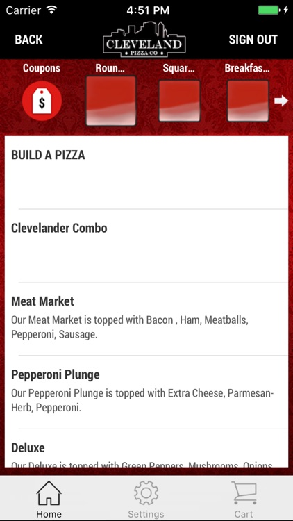 Cleveland Pizza Co.