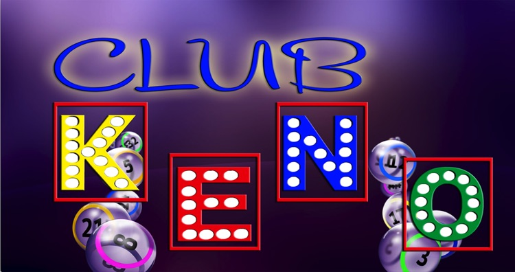 Club Keno App