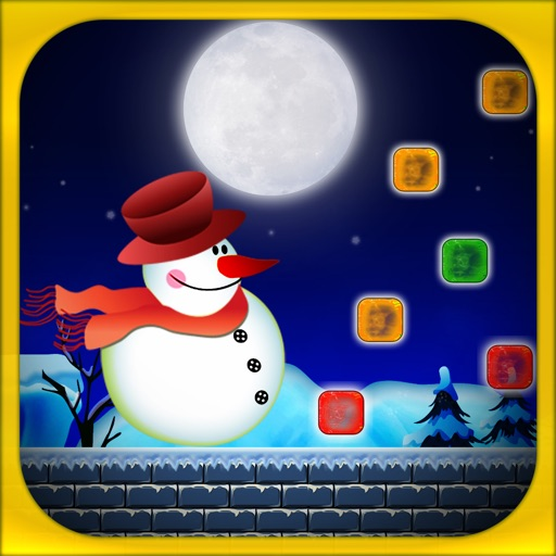 Snowman's Blocks icon