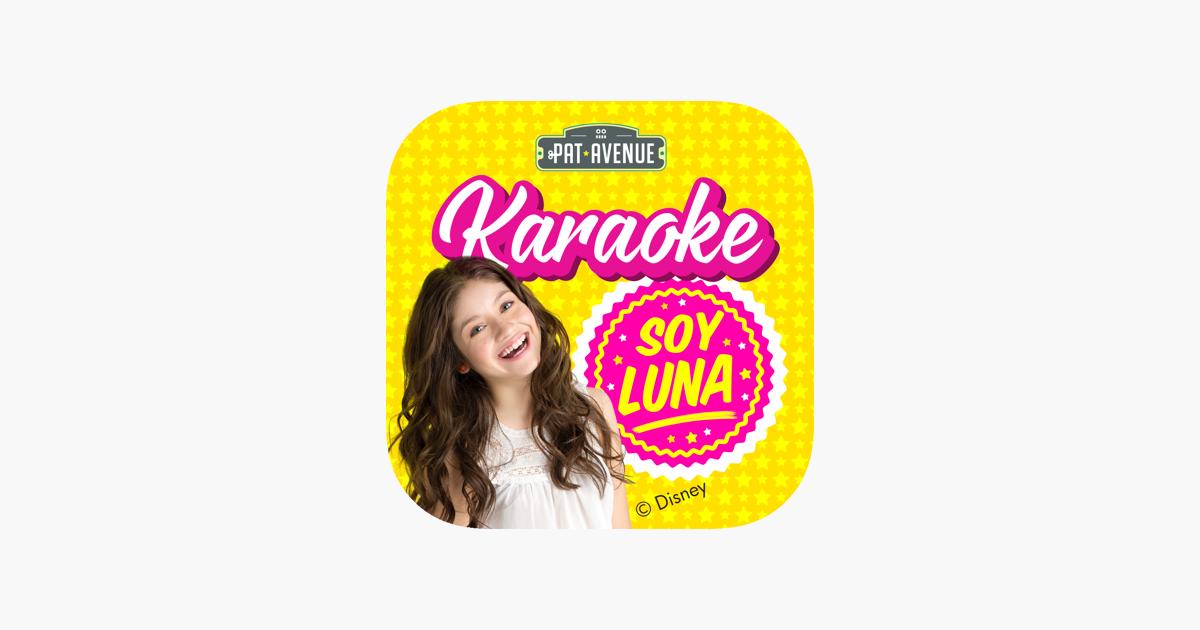 Karaoke Soy Luna Free Na App Store