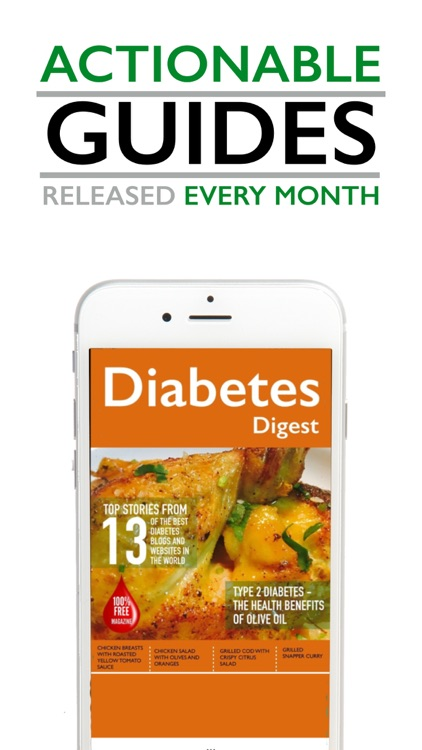 Diabetes Digest - Diabetic Mag screenshot-3