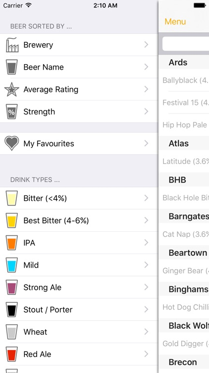Belfast Beer Festival screenshot-2