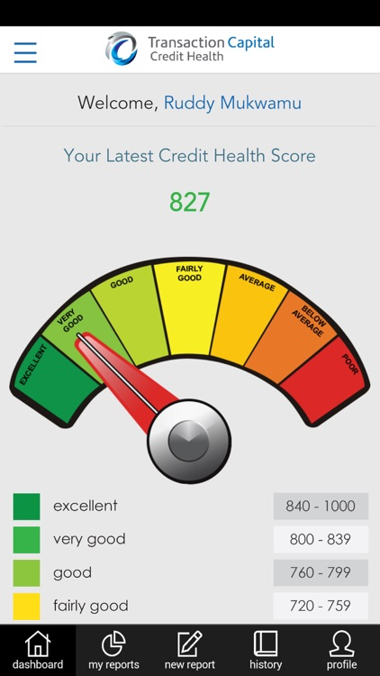 CreditHealth screenshot-0