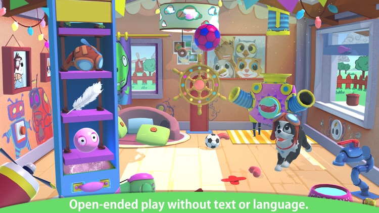 Peppy Pals - Reggy's Play Date screenshot-3
