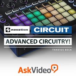 Adv. Course For Novation Circuit