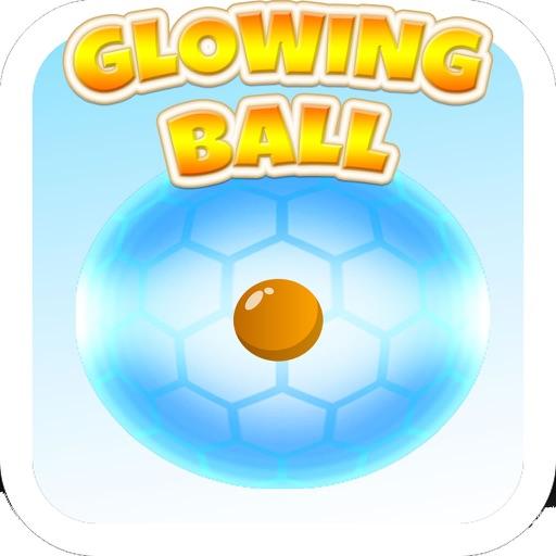 Glowing Ping Ball