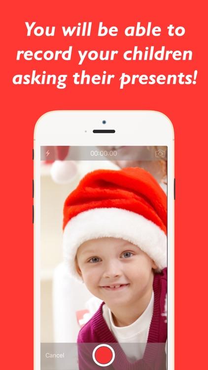 Tell Me Santa Claus (a call from talking santa)